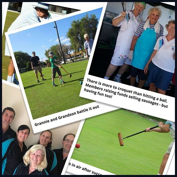 Croquet Association of Queensland - Photo Competition