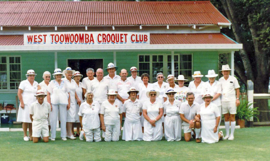 West Toowoomba Croquet Club