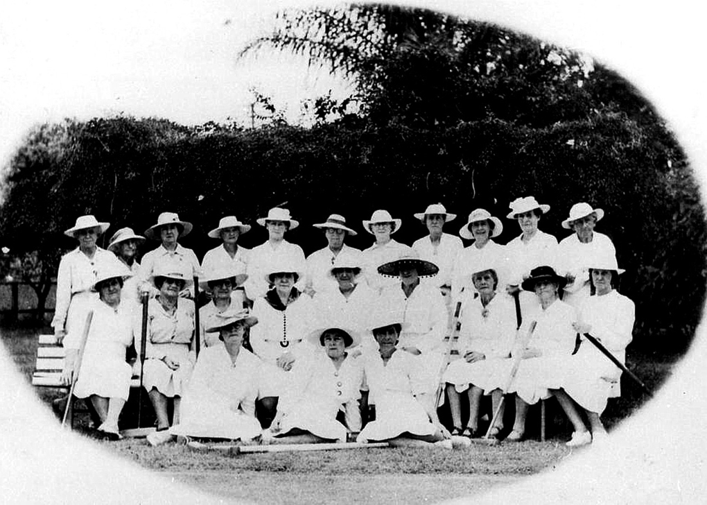 History of the McIlwraith Croquet Club