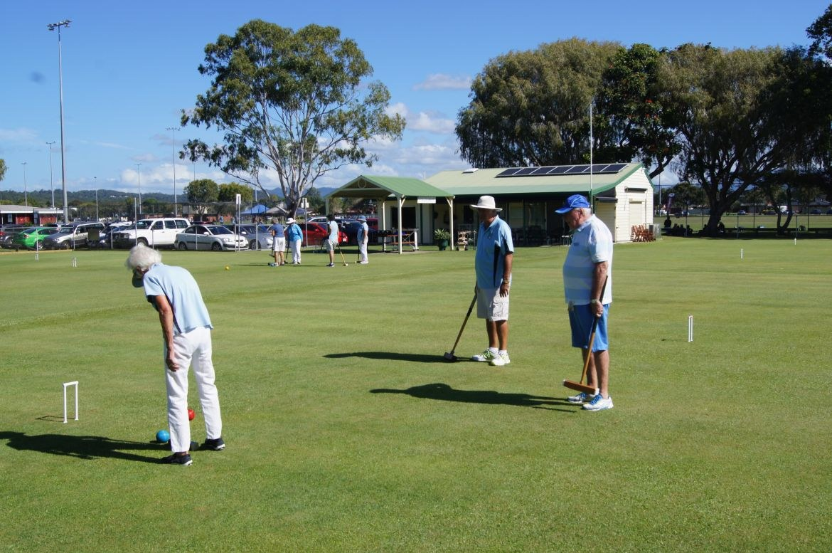 Burleigh Heads Palm Beach Croquet Club
