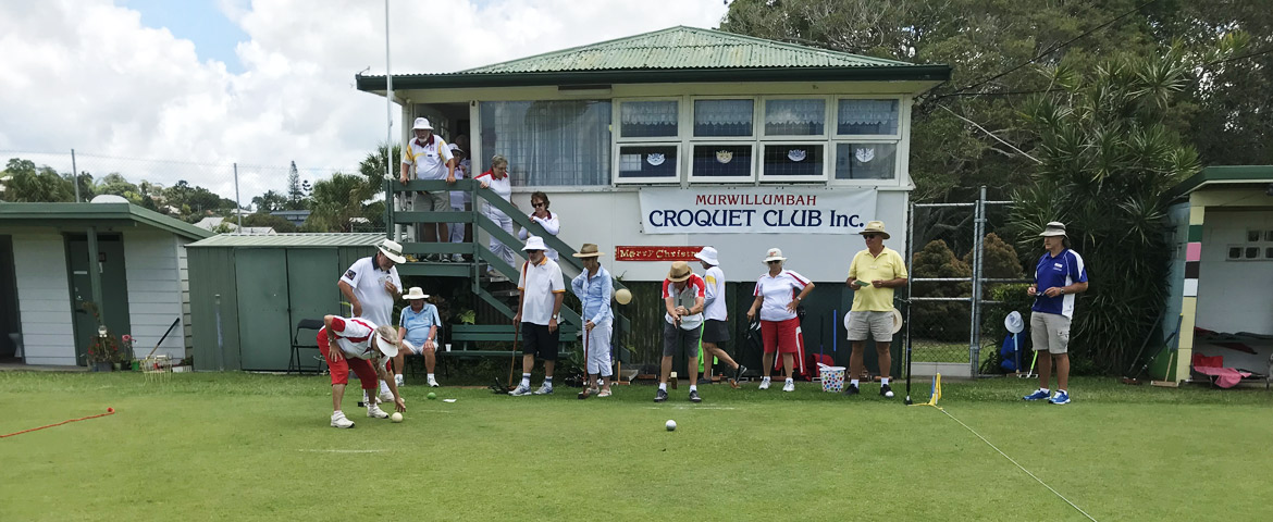 Murwillumbah Croquet Club