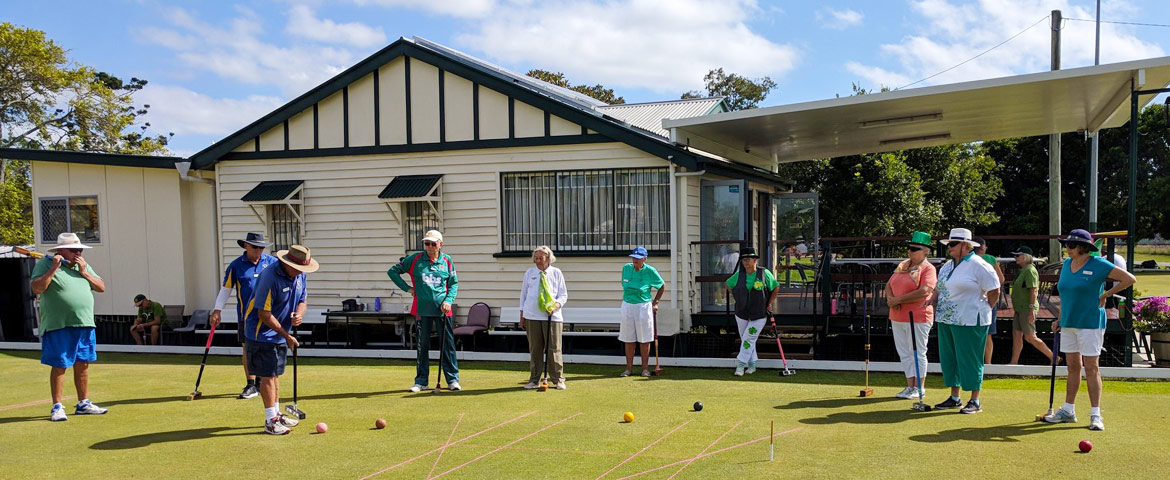 Wynnum Croquet Club