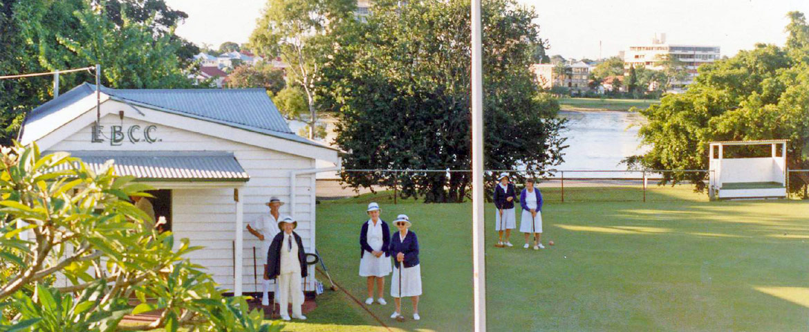 East Brisbane Croquet Club