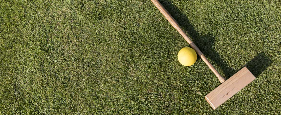 Latest croquet news