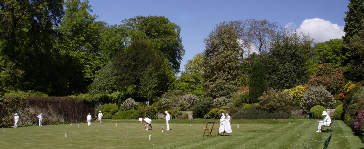 About Croquet