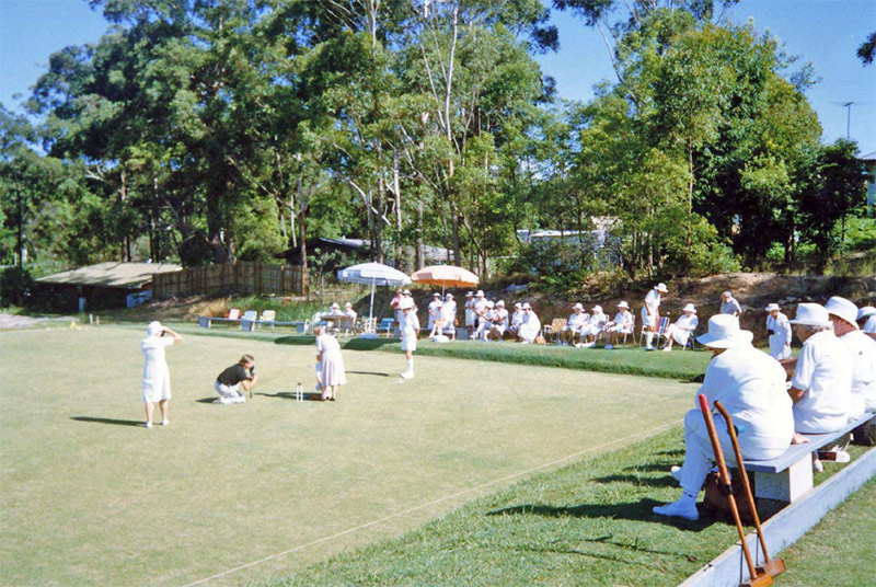 Headland Buderim Croquet Club