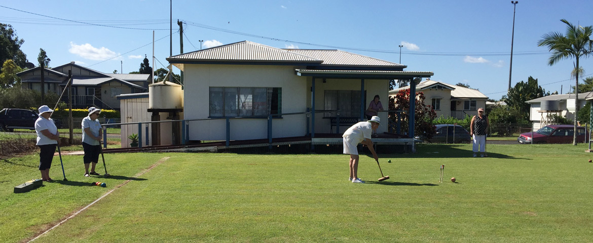 Isis Croquet Club, Childers